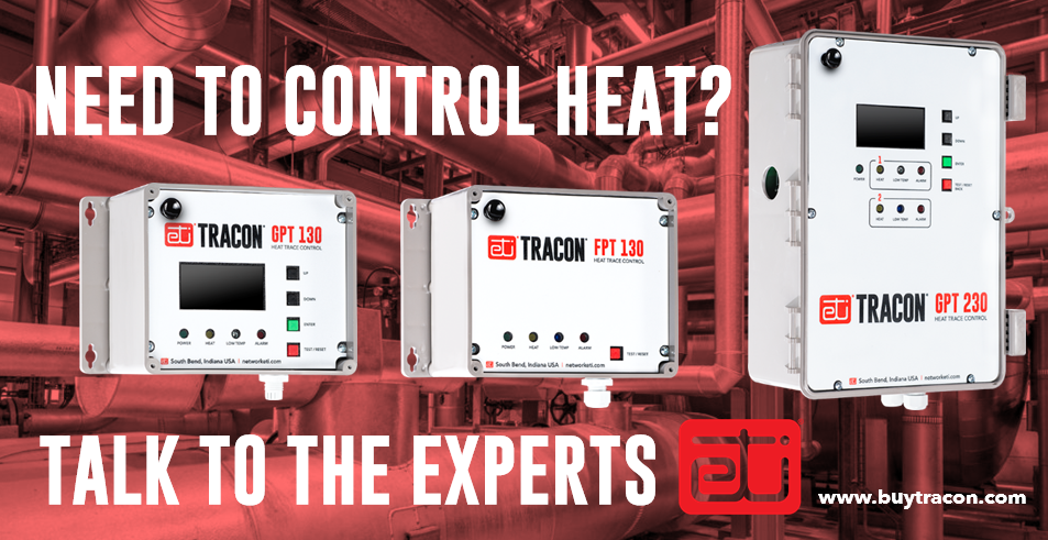 NEED TO CONTROL HEAT?  TALK TO THE EXPERTS
